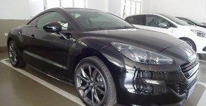 Bán xe Peugeot RCZ đời 2016, màu đen, nhập khẩu giá 1 tỷ 755 tr tại Tp.HCM