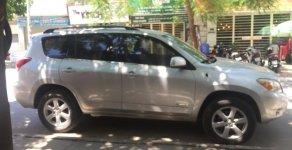 Bán Toyota RAV4 Limited đời 2007, màu bạc, nhập khẩu nguyên chiếc giá 555 triệu tại Hải Phòng