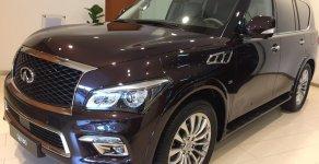 Cần bán xe Infiniti QX80 đời 2017, nhập khẩu nguyên chiếc giá 5 tỷ 200 tr tại Tp.HCM