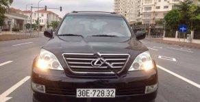 Cần bán gấp Lexus GX470 đời 2008, màu đen, nhập khẩu số tự động giá 1 tỷ 350 tr tại Hà Nội