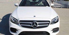 Bán Mercedes E300 AMG đời 2017, màu trắng giá 3 tỷ 49 tr tại Tp.HCM