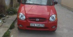 Bán ô tô Hyundai Atos AT đời 2007, màu đỏ chính chủ, giá tốt giá 190 triệu tại Nghệ An