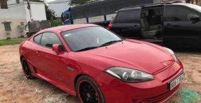 Bán Hyundai Tuscani đời 2006, màu đỏ, nhập khẩu số tự động giá 380 triệu tại Tp.HCM