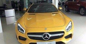 Bán Mercedes GT S AMG năm 2016, màu vàng, nhập khẩu số tự động giá 10 tỷ 689 tr tại Đà Nẵng