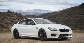 Bán ô tô BMW M6 2017, màu trắng, nhập khẩu giá 6 tỷ 600 tr tại Tp.HCM