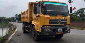 Cần bán Dongfeng 8T đời 2015, màu vàng, nhập khẩu giá 485 triệu tại Cao Bằng