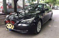 BMW 530i Quyến rũ đến từng chi tiết bên trong giá 645 triệu tại Hà Nội