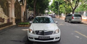 Cần bán Mercedes C250 đời 2010, màu trắng, nhập khẩu chính hãng giá 635 triệu tại Hà Nội