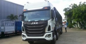 Xe tải JAC 4 chân K5 nhập nguyên chiếc, hỗ trợ trả góp cao giá 1 tỷ 269 tr tại Tp.HCM