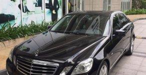 Cần bán gấp Mercedes E250 đời 2011, màu đen, nhập khẩu chính hãng giá 1 tỷ 30 tr tại Tp.HCM