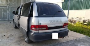Bán Toyota Estima X đời 1995, màu bạc, nhập khẩu nguyên chiếc xe gia đình giá 180 triệu tại Nghệ An