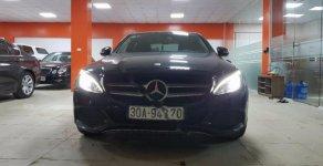 Bán Mercedes C200 năm 2015, màu đen, xe nhập giá 1 tỷ 199 tr tại Hà Nội