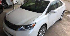 Cần bán xe Lexus HS 250h đời 2010, màu trắng, xe nhập giá 495 triệu tại Hà Nội