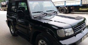 Bán xe Hyundai Innovation Galloper đời 2002, màu đen, nhập khẩu nguyên chiếc chính chủ, 126 triệu giá 126 triệu tại Hà Nội