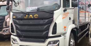 Xe tải 2 chân JAC K5 tải trọng 9,35 tấn nhập khẩu nguyên chiếc giá 780 triệu tại Tp.HCM