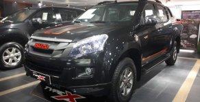Bán xe Isuzu MU đời 2017, màu đen, nhập khẩu giá 766 triệu tại Hải Phòng