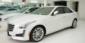 Cần bán lại xe Cadillac CTS 2.0T 2016, màu trắng, nhập khẩu giá 3 tỷ 323 tr tại Tp.HCM