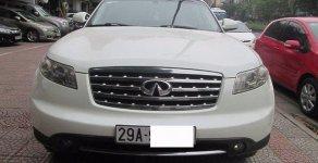 Bán Infiniti FX FX35 sản xuất 2008, màu trắng, nhập khẩu nguyên chiếc chính chủ giá 999 triệu tại Hà Nội