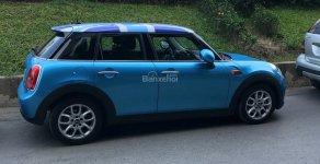 Bán ô tô Mini One năm 2016, màu xanh lam, nhập khẩu giá 1 tỷ 70 tr tại Hà Nội