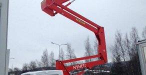 Bán xe thang nâng người Palfinger 16m tự hành giá 1 tỷ 668 tr tại Hà Nội
