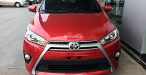 Bán Toyota Yaris 2018, màu đỏ, nhập khẩu nguyên chiếc. LH 09.1900.5676 giá 642 triệu tại Hà Tĩnh