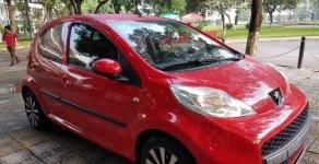 Bán ô tô Peugeot 107 1.0AT đời 2011, màu đỏ, xe nhập giá 290 triệu tại Hà Nội