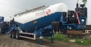 Xe bồn chở xi măng rời CIMC, DOOSUNG 30-31m3 nhập khẩu 2017 giá 550 triệu tại Hà Nội