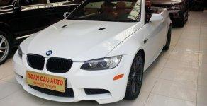 Cần bán BMW M3 Convertible 2009, màu trắng, nhập khẩu, động cơ V8, đẹp xuất xắc giá 1 tỷ 450 tr tại Hà Nội