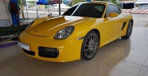 Bán Porsche Cayman S 3.4 đời 2007, màu vàng, nhập khẩu giá 1 tỷ 490 tr tại Tiền Giang