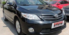 Bán ô tô Toyota Corolla altis 1.8AT sản xuất 2012, màu đen giá 575 triệu tại Hà Nội