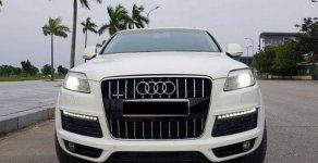 Bán Audi Q7 Sline 3.6 đời 2009, màu trắng, nhập khẩu giá 1 tỷ 270 tr tại Ninh Bình