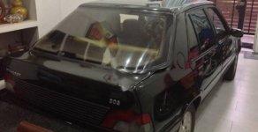Xe Peugeot 309 1990, màu đen, nhập khẩu nguyên chiếc, giá chỉ 60 triệu giá 60 triệu tại Tp.HCM