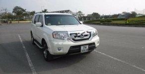 Bán xe Honda Pilot sản xuất 2011, màu trắng, nhập khẩu giá 1 tỷ 610 tr tại Hà Nội