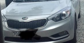 Cần bán Kia K3 1.6 MT đời 2016, màu bạc giá 525 triệu tại Tây Ninh