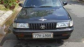 Cần bán lại xe Toyota Chaser đời 1990, màu đen, nhập khẩu giá 69 triệu tại Tp.HCM