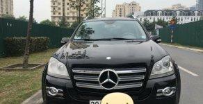 Cần bán gấp Mercedes GL 550 đời 2008, màu đen, nhập khẩu nguyên chiếc giá 1 tỷ 130 tr tại Hà Nội