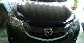 Cần bán xe Mazda BT 50 2.2L 4x2 AT đời 2017, màu đen, nhập khẩu nguyên chiếc số tự động giá 620 triệu tại Khánh Hòa