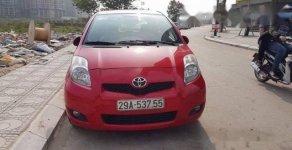 Bán Toyota Yaris đời 2009, màu đỏ giá 405 triệu tại Hà Tĩnh
