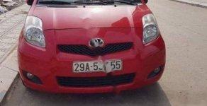 Cần bán lại xe Toyota Yaris 1.3 AT đời 2010, màu đỏ, xe nhập số tự động giá 405 triệu tại Hà Tĩnh