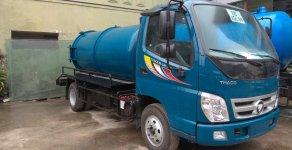 Bán xe hút chất thải 4 khối Thaco Ollin mới 2017, LH: 098 136 8693 giá 550 triệu tại Hà Nội