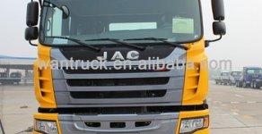 Cần bán xe đầu kéo JAC màu vàng đời 2015 giá 590 triệu tại Bắc Giang