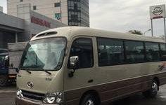 HOT Xe khách hyundai county LIMOUSINE 29 chỗ 2017,giá rẻ, KM hấp dẫn,mua TRẢ GÓP giá 1 tỷ 160 tr tại Hà Nội