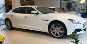Cần bán xe Maserati Quatroporte 3.0 V6 đời 2017, màu trắng, xe nhập giá 6 tỷ 118 tr tại Tp.HCM