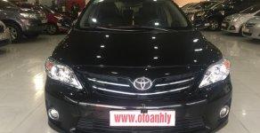 Cần bán xe Toyota Corolla altis 1.8AT đời 2012, màu đen giá 565 triệu tại Phú Thọ