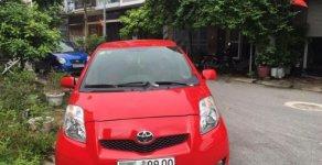 Cần bán gấp Toyota Yaris 1.3 AT sản xuất 2010, màu đỏ, xe nhập còn mới giá 399 triệu tại Hà Tĩnh