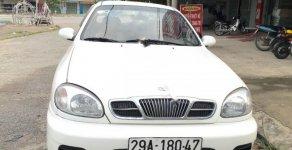 Cần bán lại xe Daewoo Lanos năm 2004, màu trắng, giá cạnh tranh giá 105 triệu tại Bắc Kạn