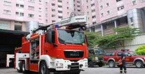 Siêu phẩm xe chữa cháy MAN 5000L nước-500L bọt nhập từ Đức 2017 chính hãng- chất lượng vượt trội-giao ngay giá 3 tỷ 500 tr tại Tp.HCM