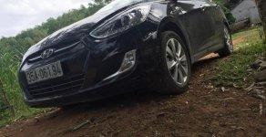 Cần bán xe Hyundai Accent 1.4L đời 2015, màu đen, nhập khẩu chính chủ, giá 439tr giá 439 triệu tại Ninh Bình