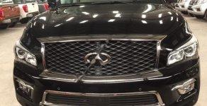 Bán ô tô Infiniti QX80 đời 2018, màu đen, nhập khẩu giá 5 tỷ 400 tr tại Hà Nội