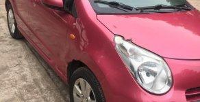 Cần bán Suzuki Alto sản xuất 2010, màu đỏ, nhập khẩu nguyên chiếc xe gia đình giá 250 triệu tại Hà Nội